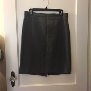 The Limited Grey Pencil Skirt!